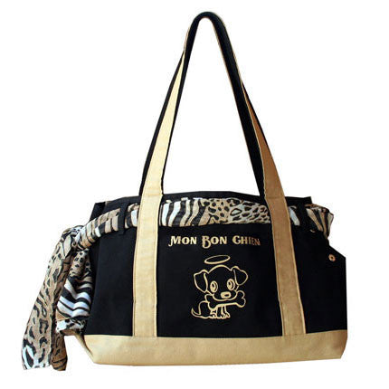 Mon Bon Chien Boat Tote Airline Pet Carrier