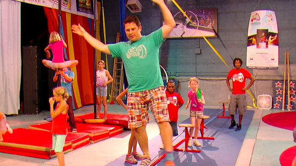 Circus Acts (grades K-4, session 1)