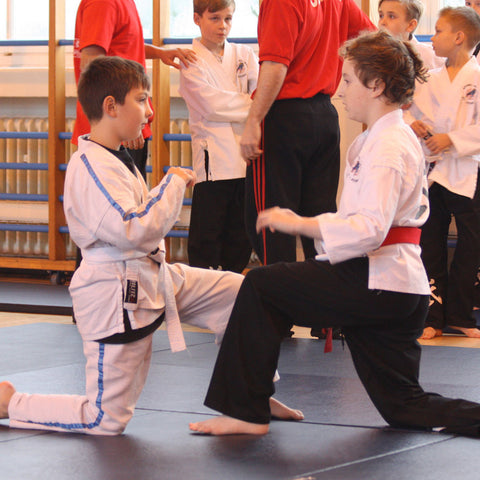 Mixed Martial Arts (grades 2-4, session 2)