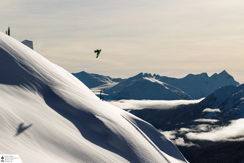 Mikey Rencz, Whistler Backcountry, BC