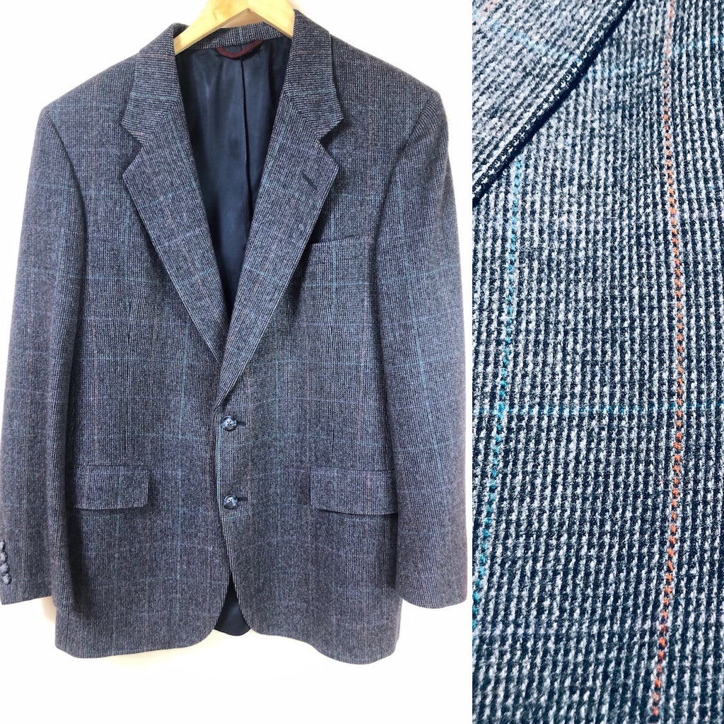 1980's Hart Shaffner + Marx Tweed Blazer