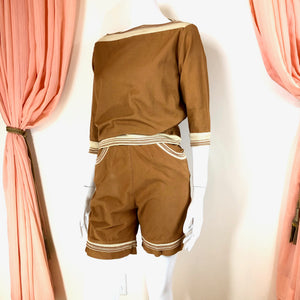 1950's White Stag Original Sailcoth Outfit
