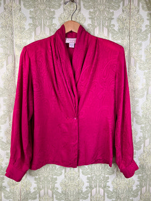 1980's Tropical Blazer