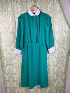 1980's VIP Western Plaid Shirt