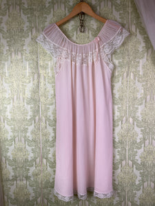1960's Maternity Floral Blouse