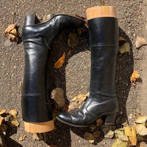 1970's Henry Maxwell Bespoke Riding Boots
