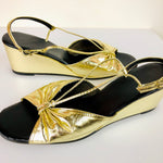1970's DIsco Wedges