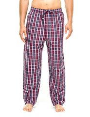2-Pack (Navy/Blue - Burgundy/Navy Plaid)