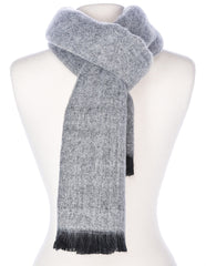Men's Rochester Two-Tone Reversible Winter Scarf