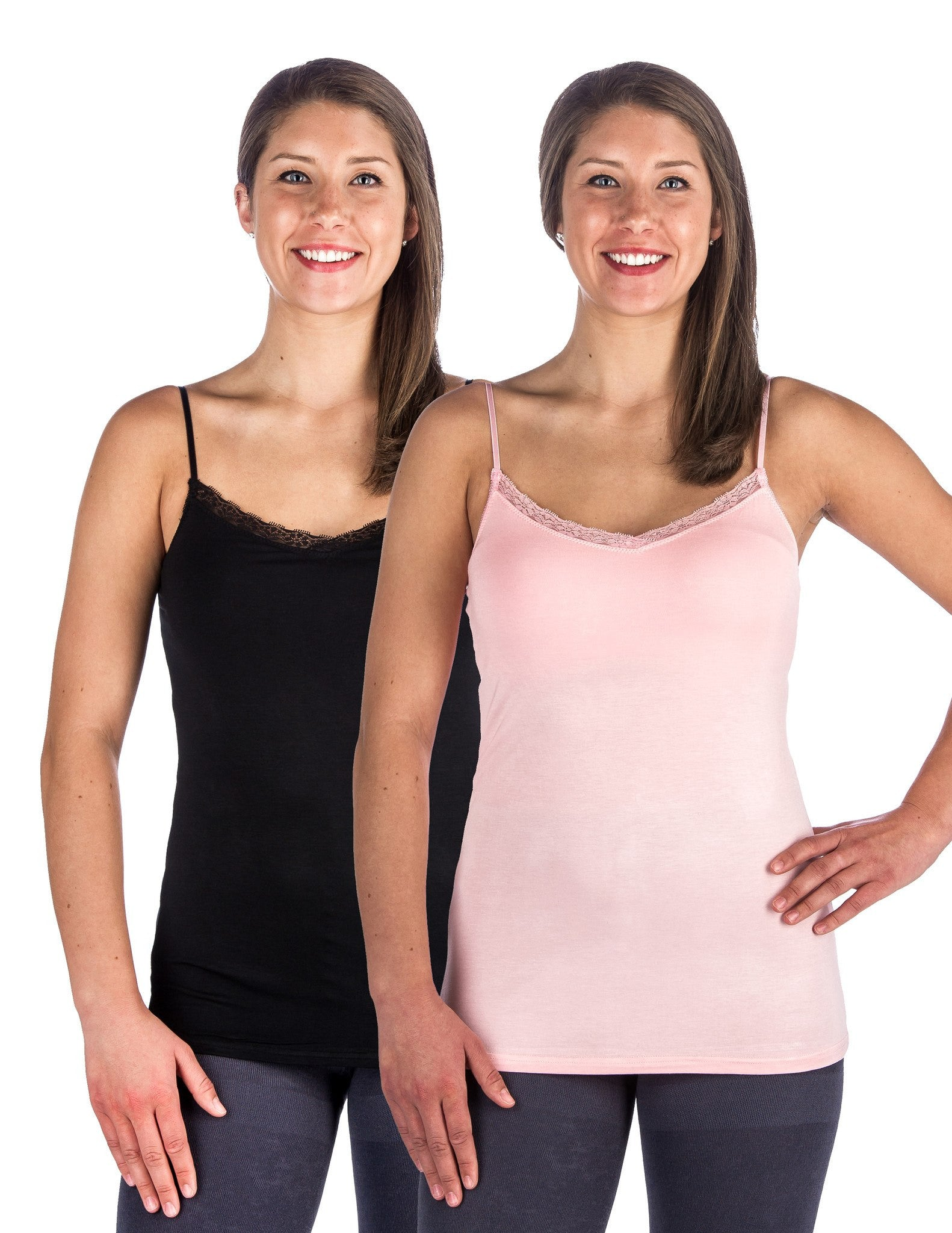 Women's Cool Knit Camisole - 2 Pack