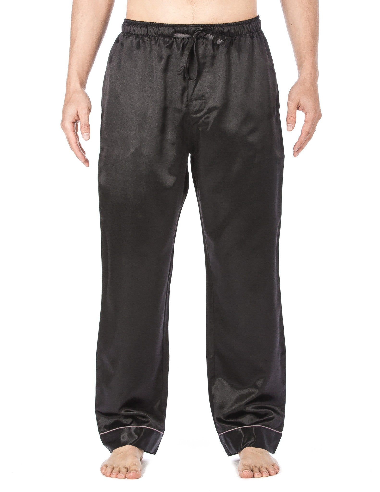 Men's Premium Satin Sleep/Lounge Pants