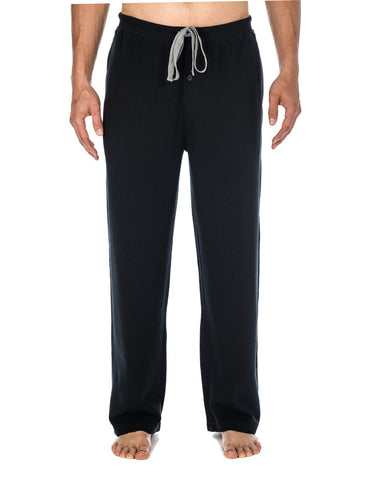 Men's Waffle Knit Thermal Lounge Pant