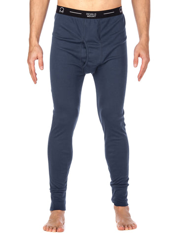 Men's 'Soft Comfort' Premium Thermal Long John Pants