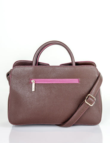 Rose Satchel