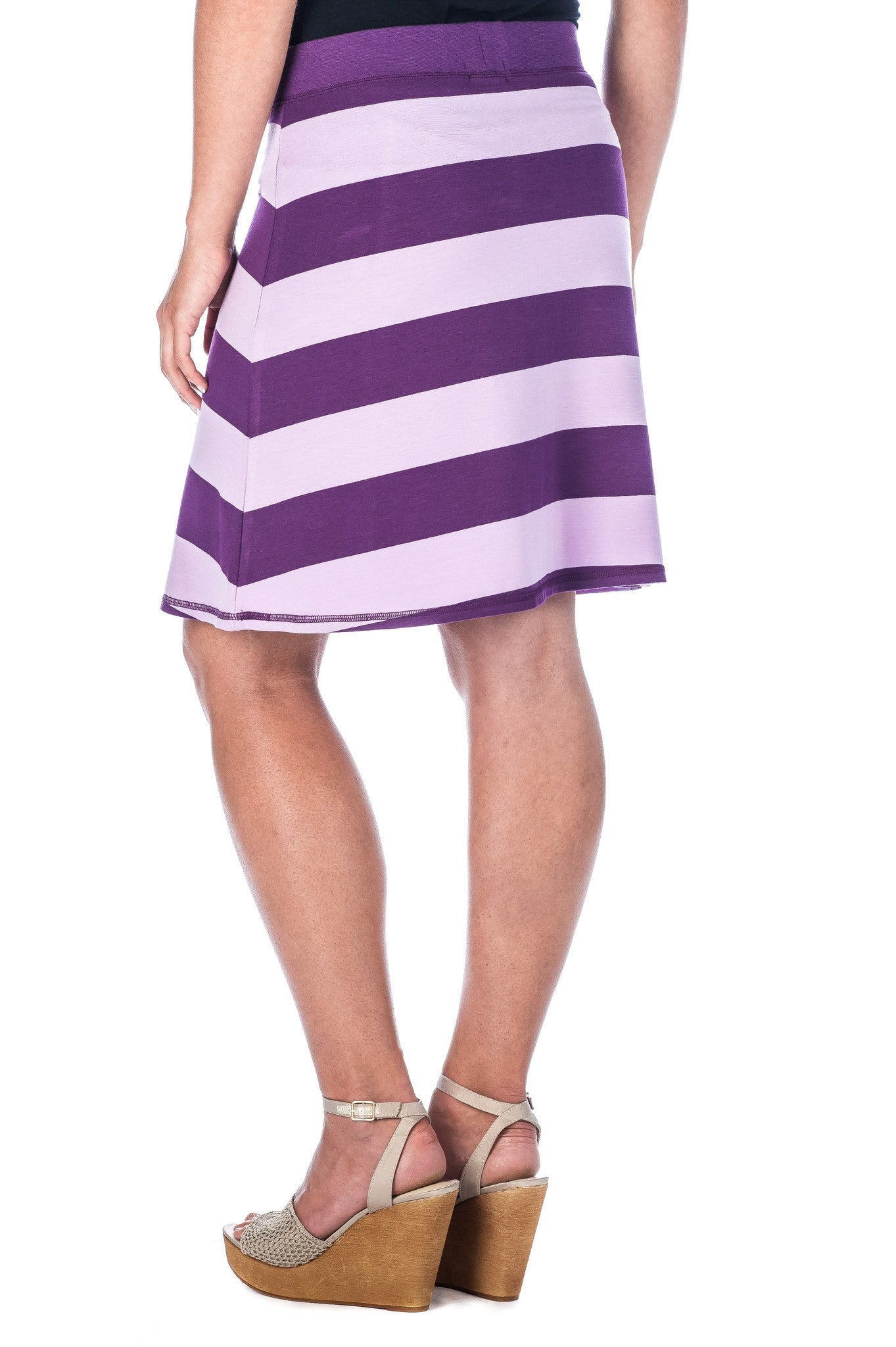 Stripe  - Purple/Lilac