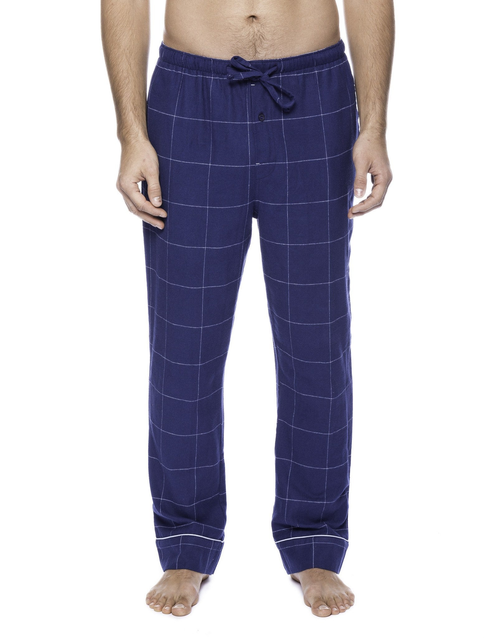 2-Pack (Windowpane Checks Blue-Red/Dark Blue)