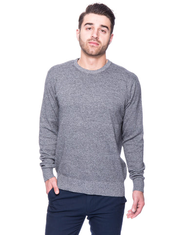 Tocco Reale Men's 100% Cotton Crew Neck Sweater
