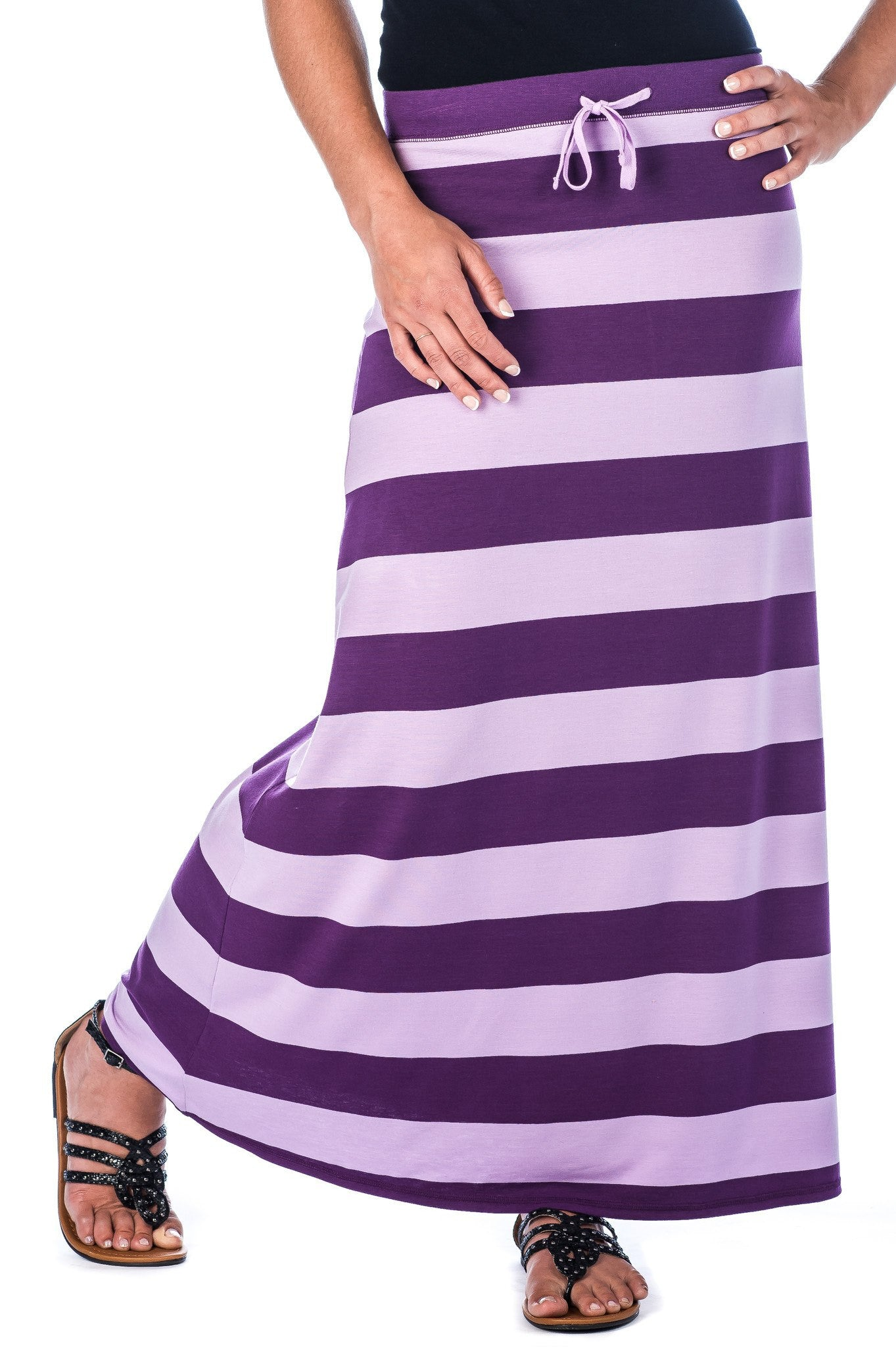 Women's Cool Knit Maxi Skirt