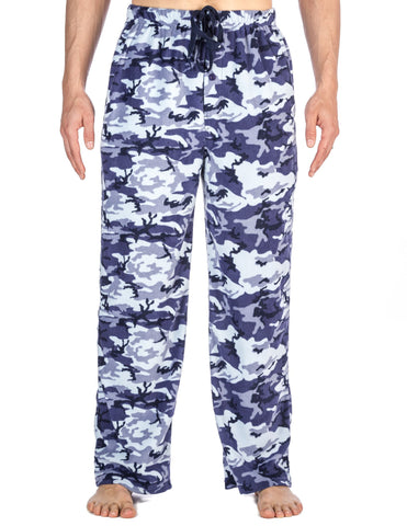 Men's Microfleece Lounge/Sleep Pants