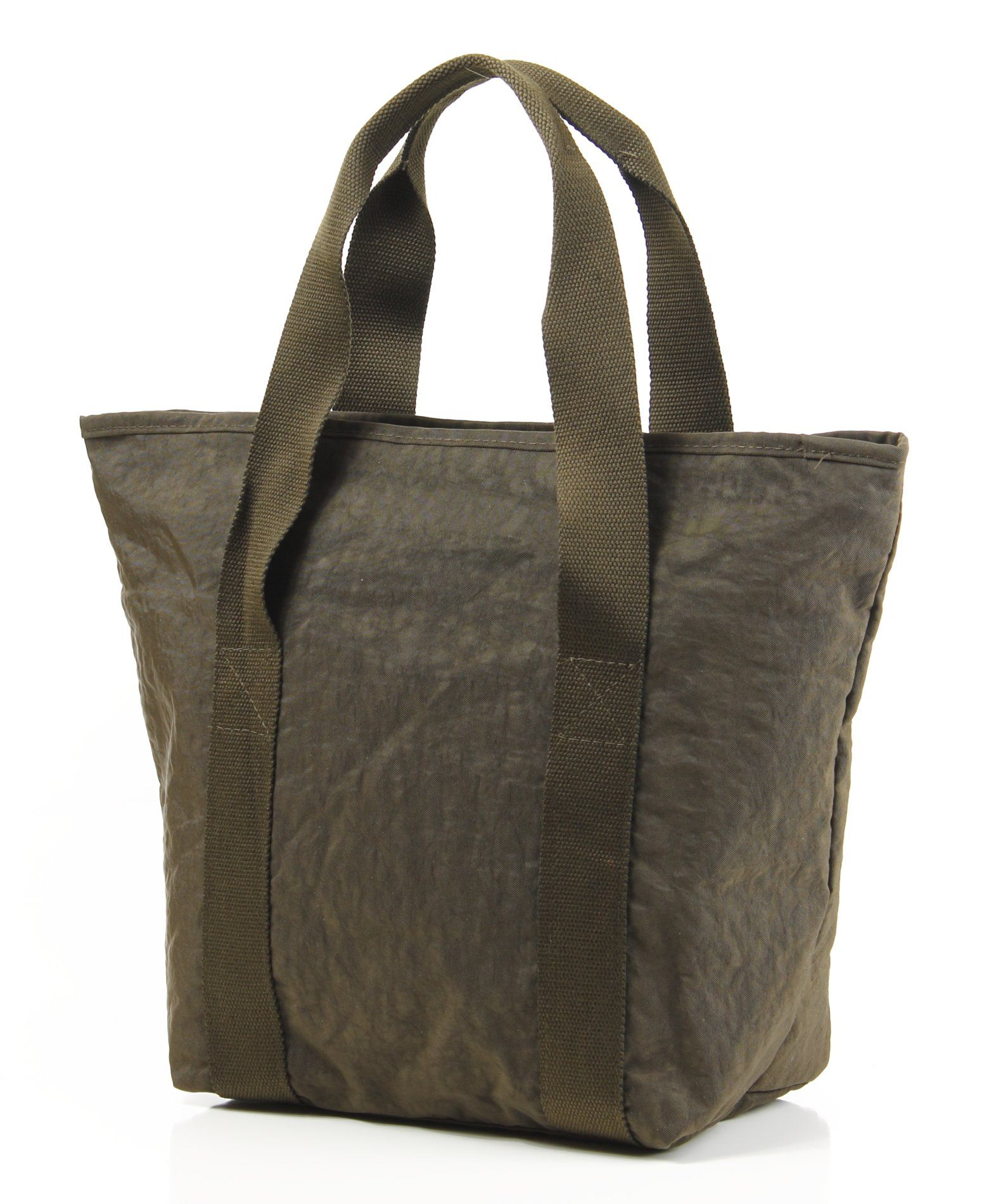 Noble Mount Crinkle Nylon 'All In A Day' Tote Bag