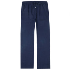Noble Mount 100% Linen Men's Pajama Lounge Pants