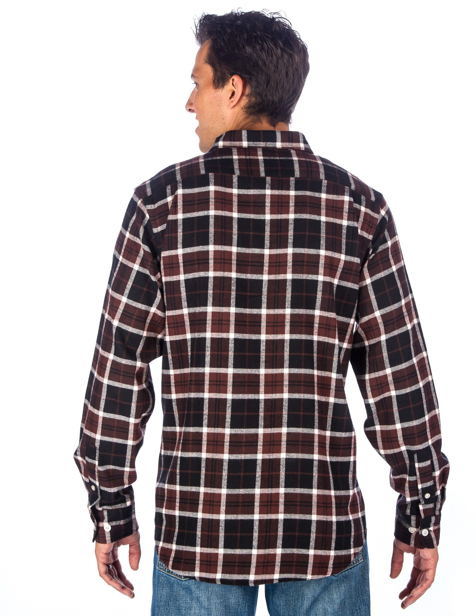 Mahogany Plaid