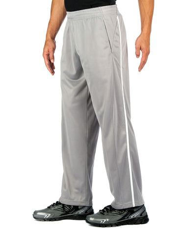 Men's Active Pants - Black/Gray