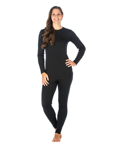 Women's 'Soft Comfort' Premium Thermal Long John Pants