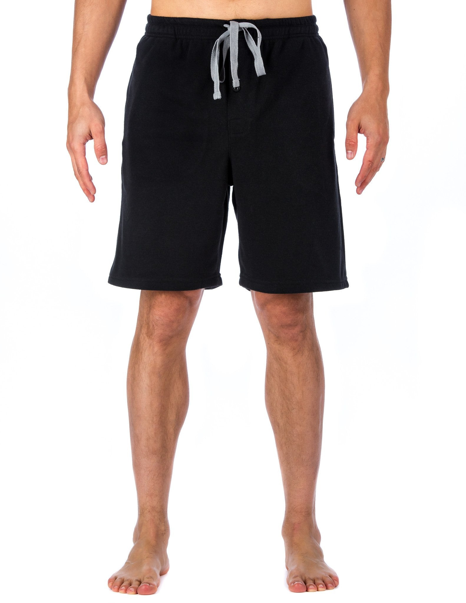 Men's Fleece Lined Lounge/Sleep Shorts