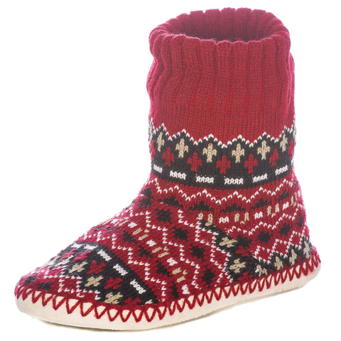 Women's Arctic Indoor Boot Slippers