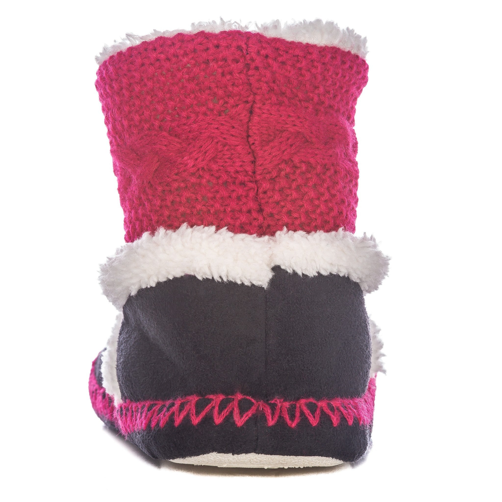 Fuschia/Black