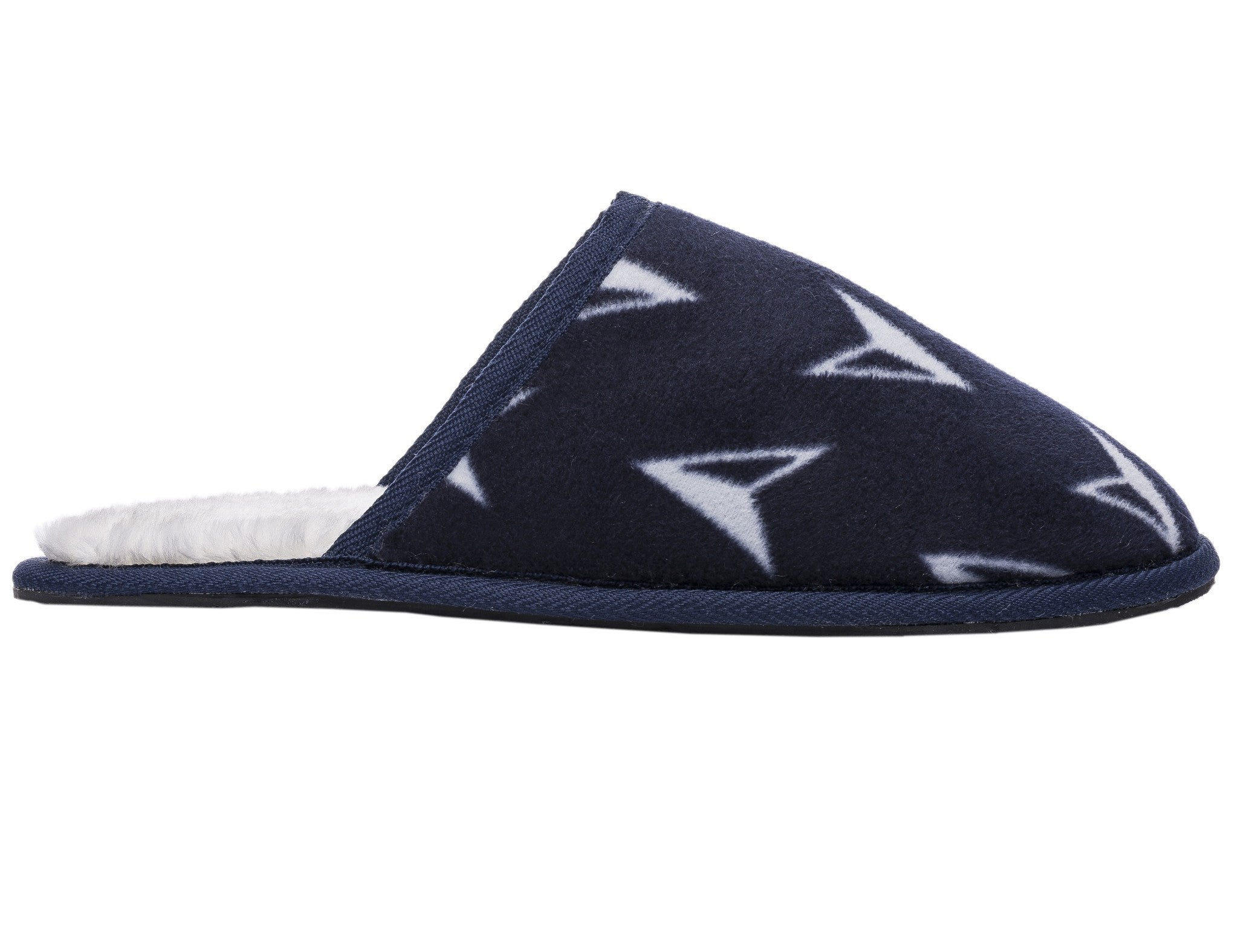 Arrows Dark Blue/White