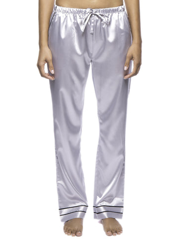 Women's Classic Satin Lounge Pants