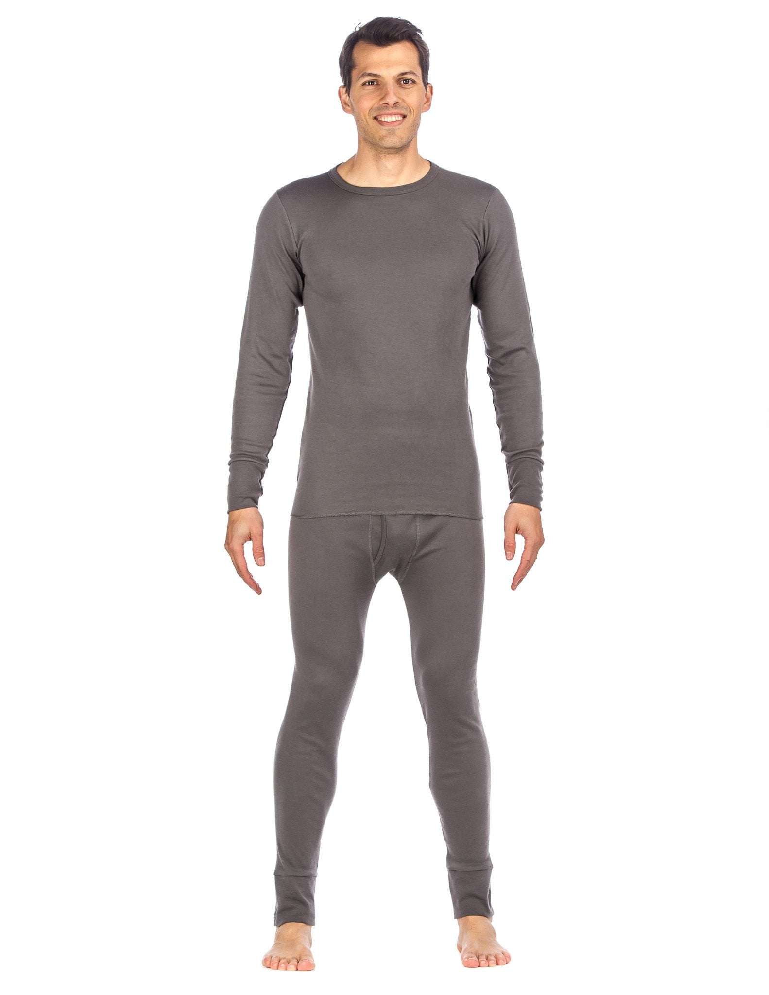 Men's 'Soft Comfort' Premium Thermal Set