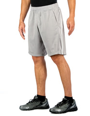 Men's Active Shorts - Black/Gray