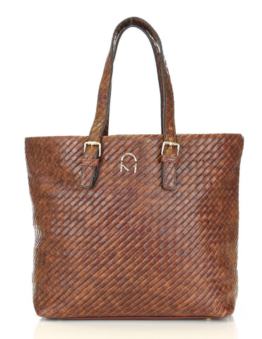 Weave Texture Enchanted Tote Bag