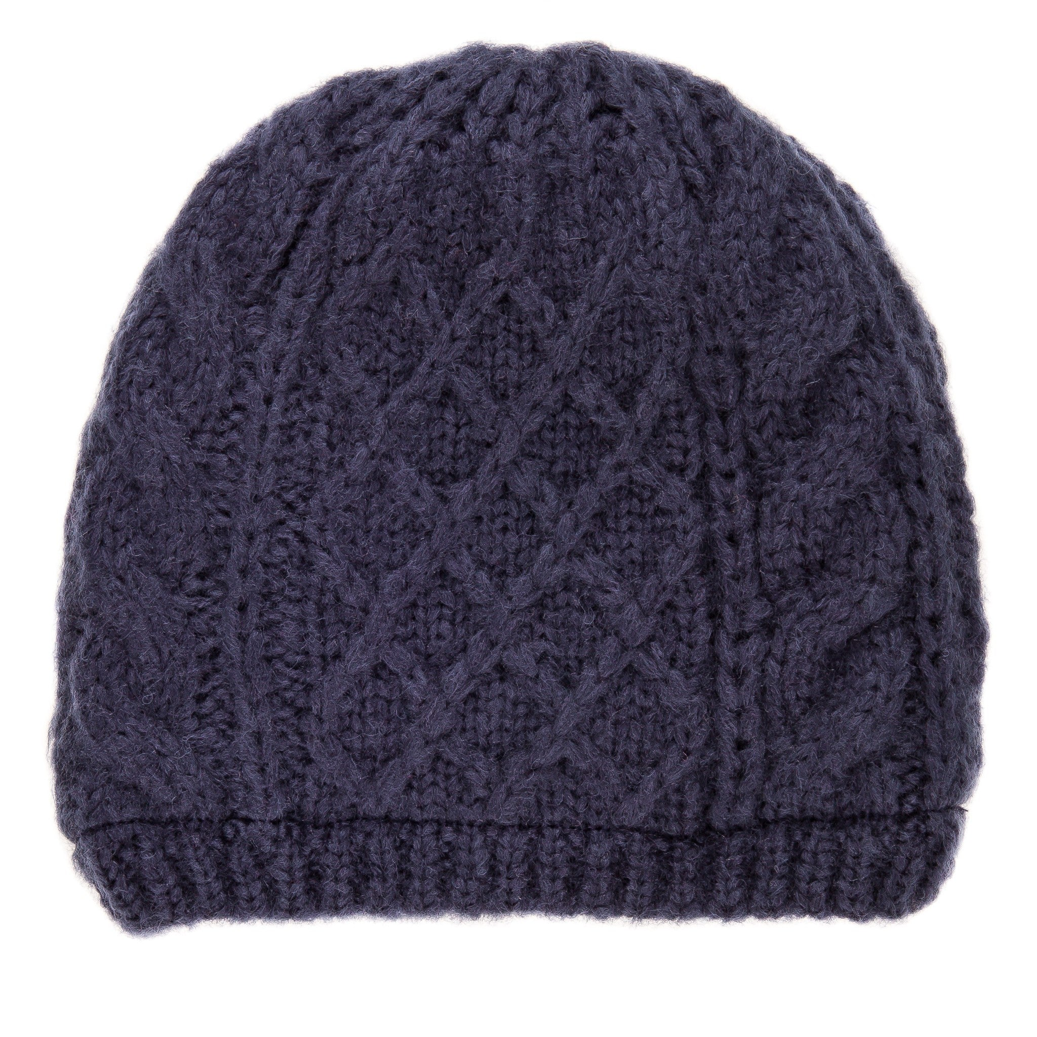 Men's Super-Soft Cable Knit Avalanche Winter Hat