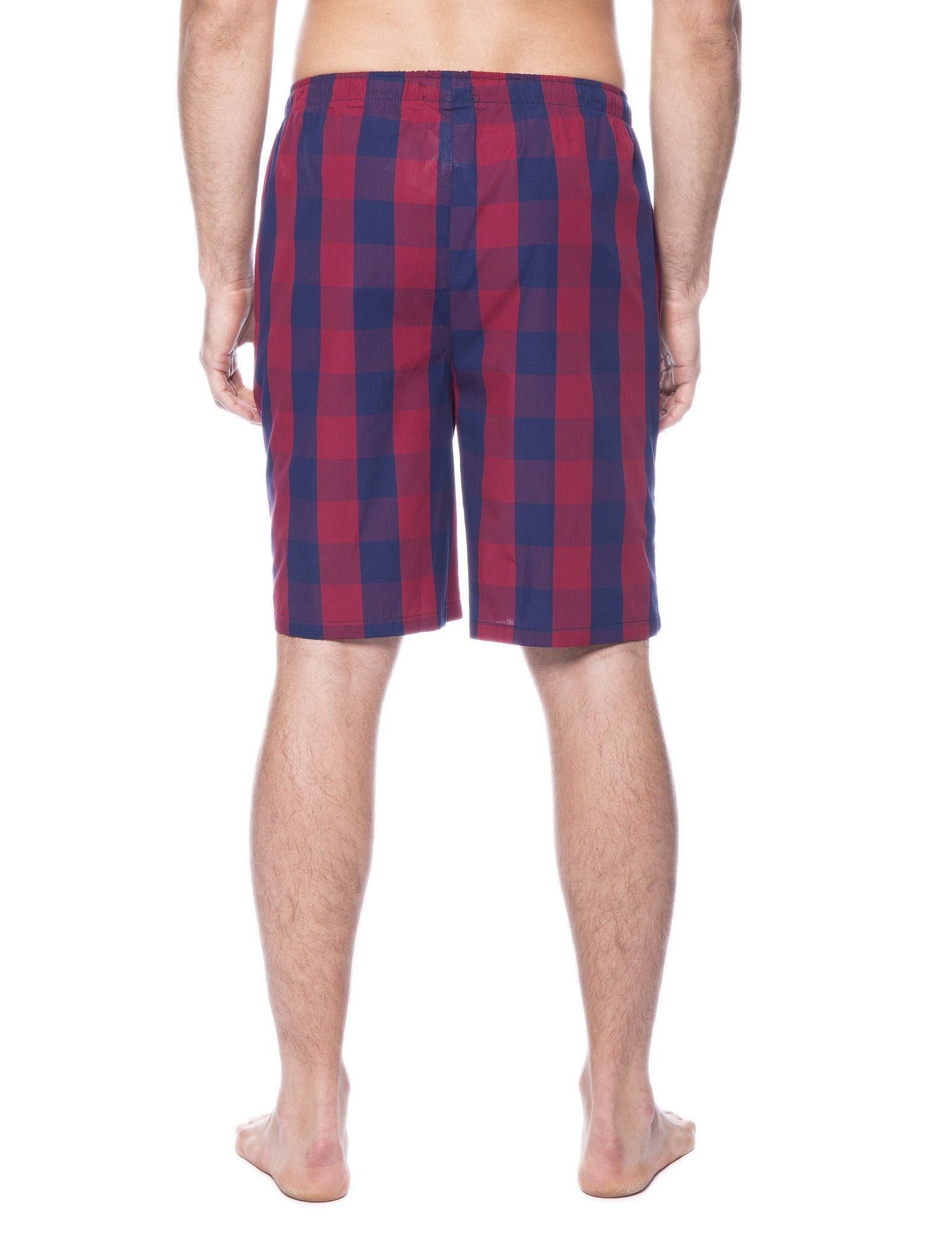 Gingham Red/Navy