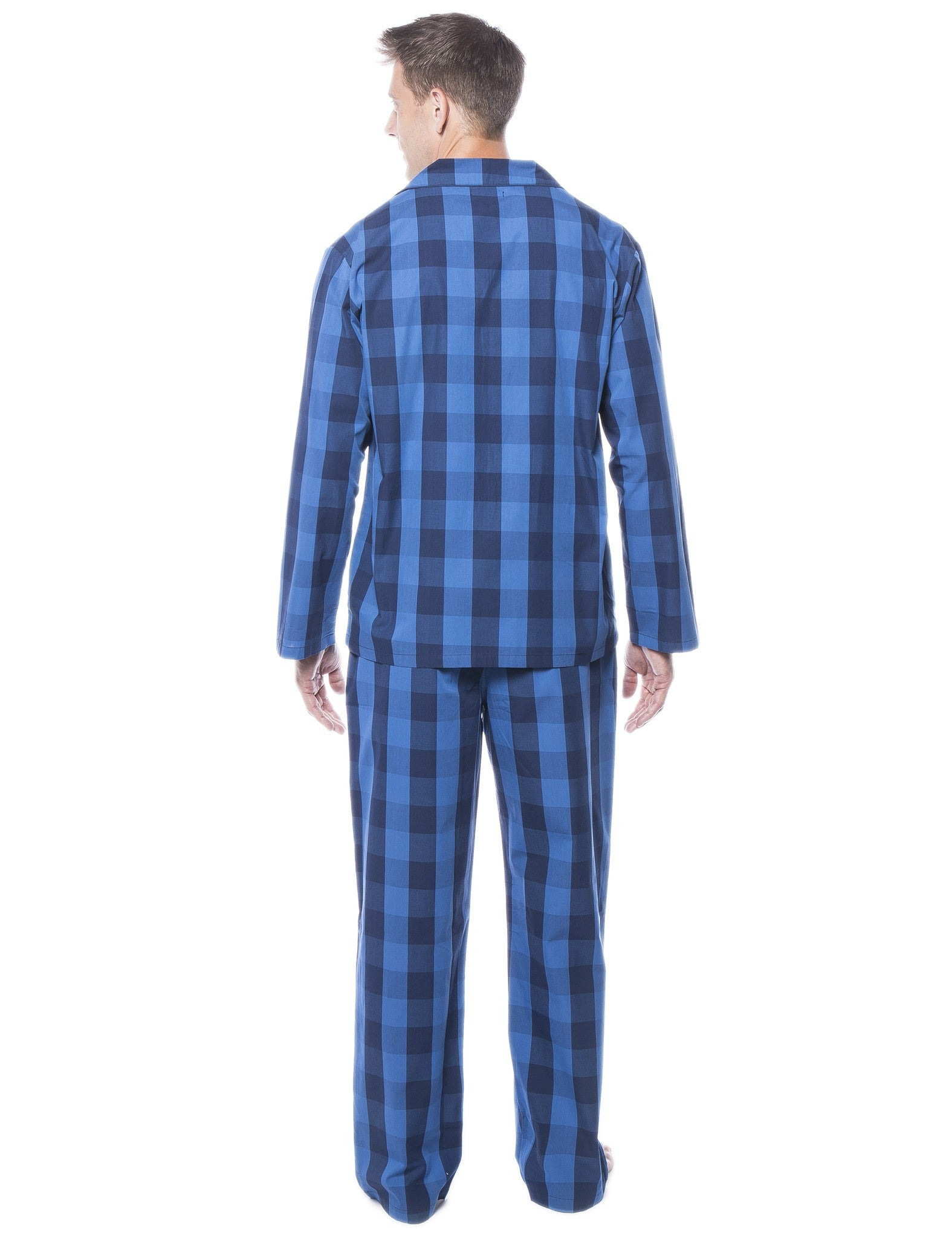 Gingham Navy/Blue