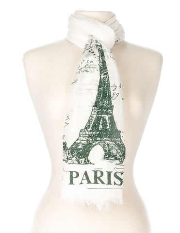 Paris Summer Scarf
