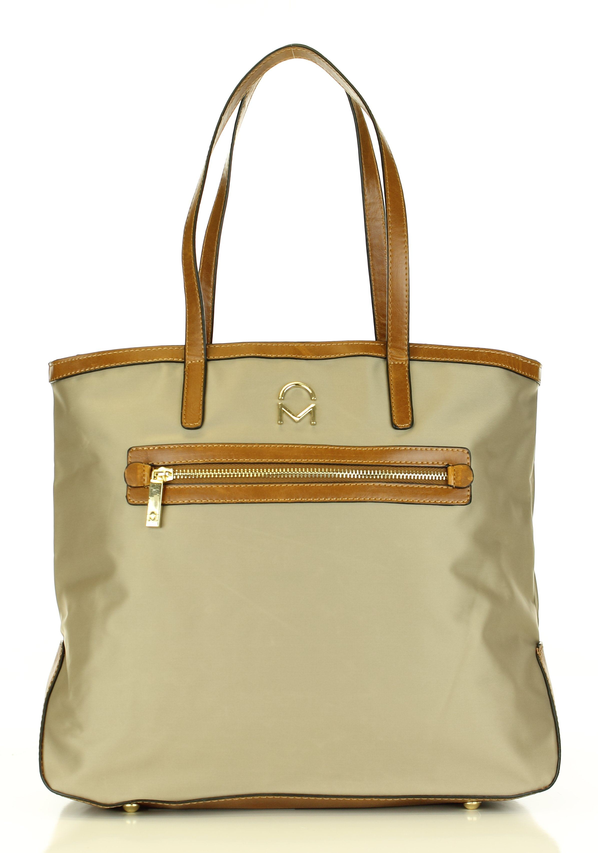 Noble Mount Lucid Nylon Tote Handbag
