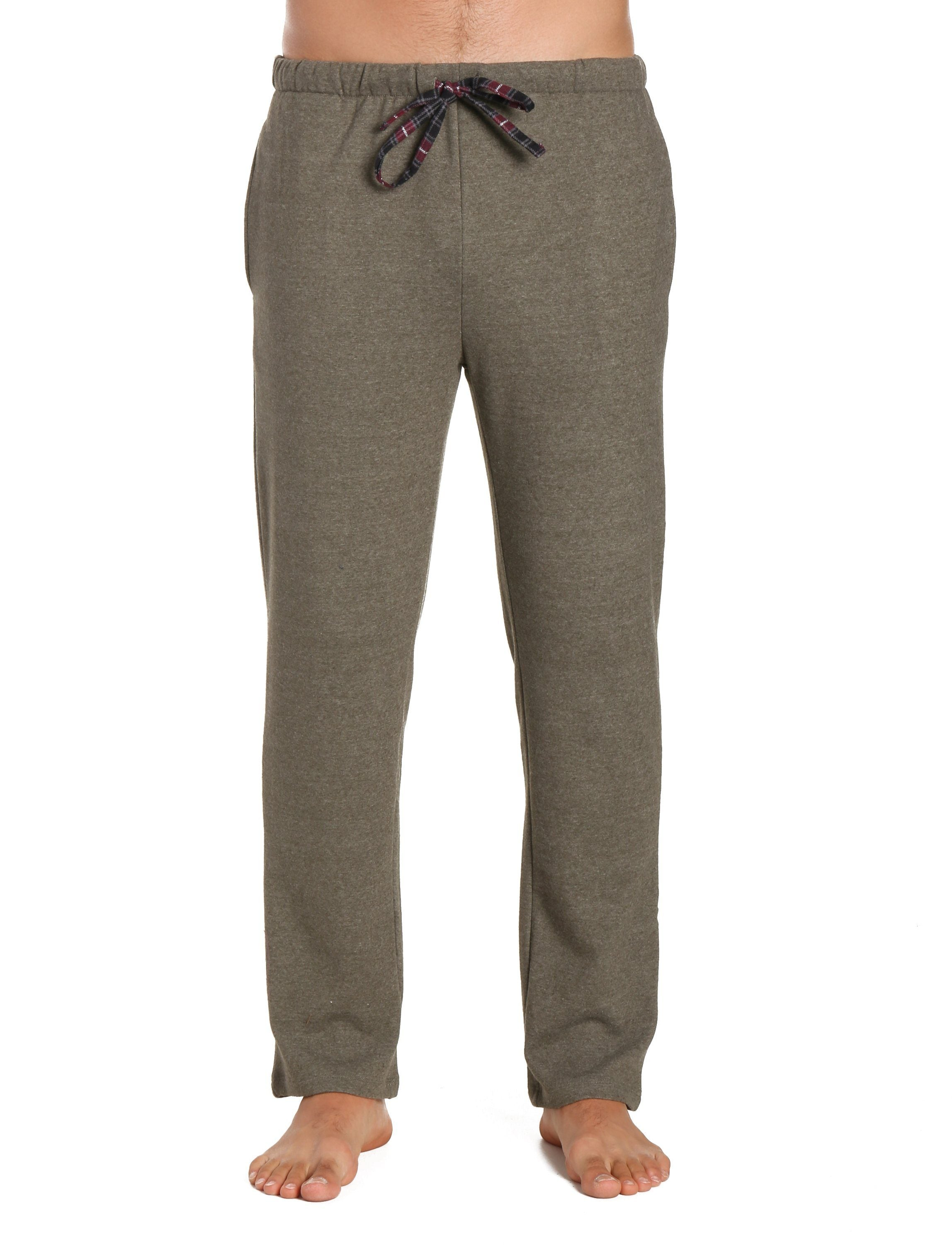 Men's Soft Brushed Rib Lounge Pant