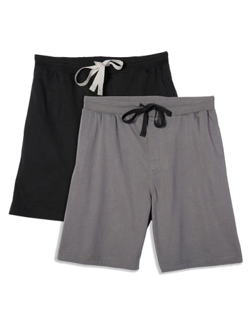 Men's 2-Pack Premium Knit Sleep/Lounge Shorts