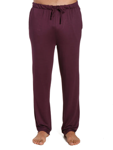 Men's Jersey Knit French Terry Lounge Pants