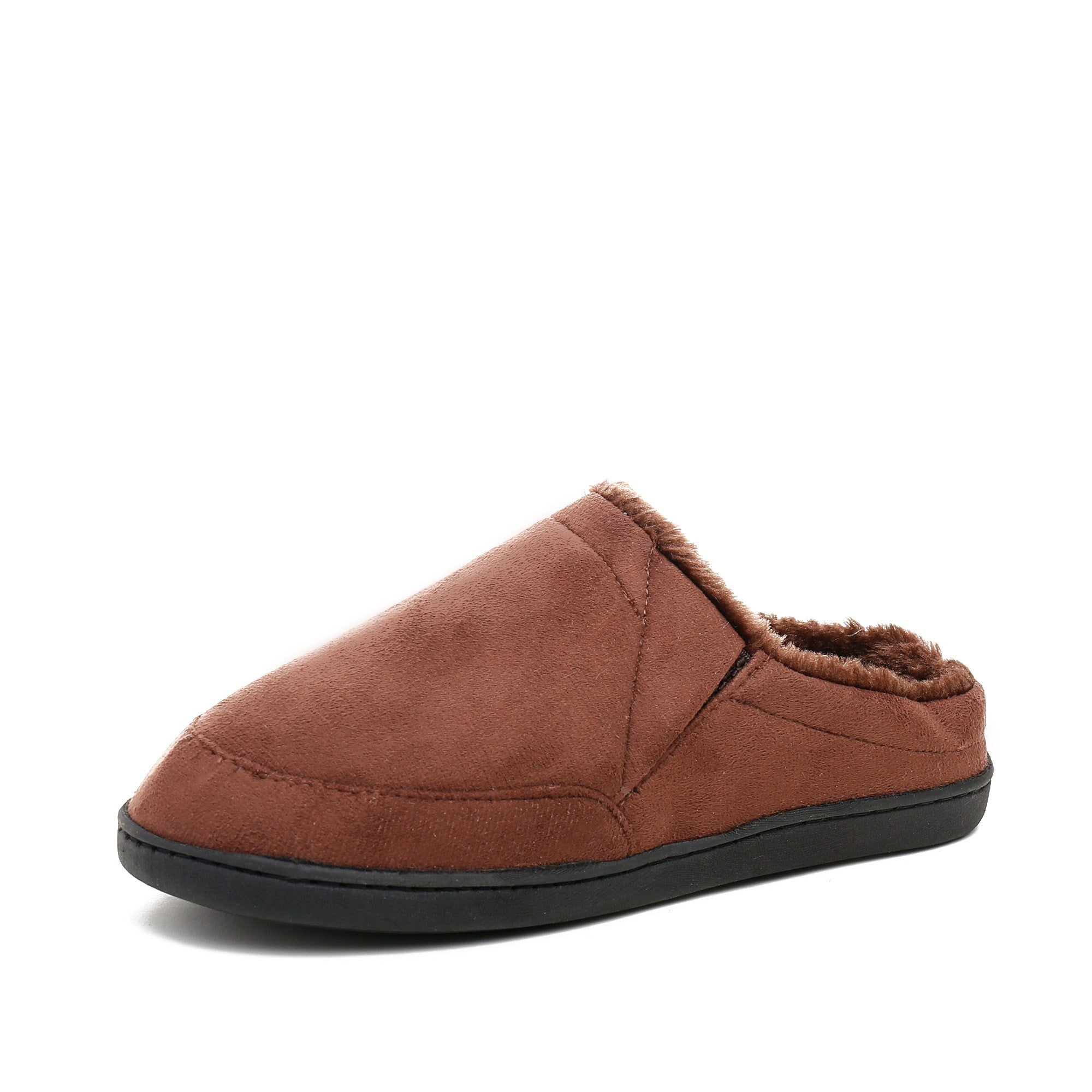 Men's Indoor Slip-On Clog Slipper