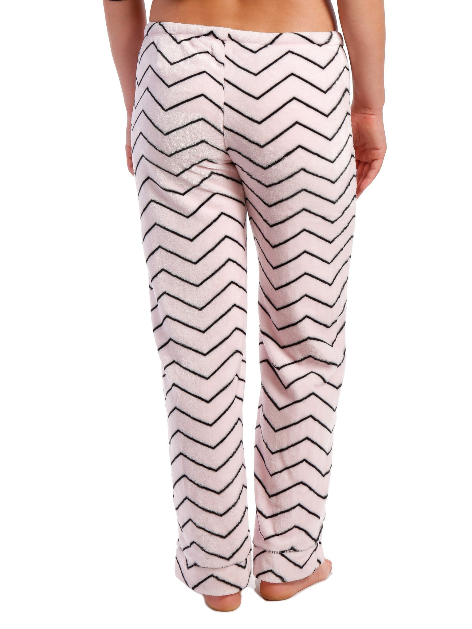 Chevron - Pink/Black