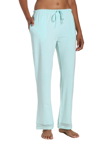Womens Eco-PJ Bamboo Lounge Pant