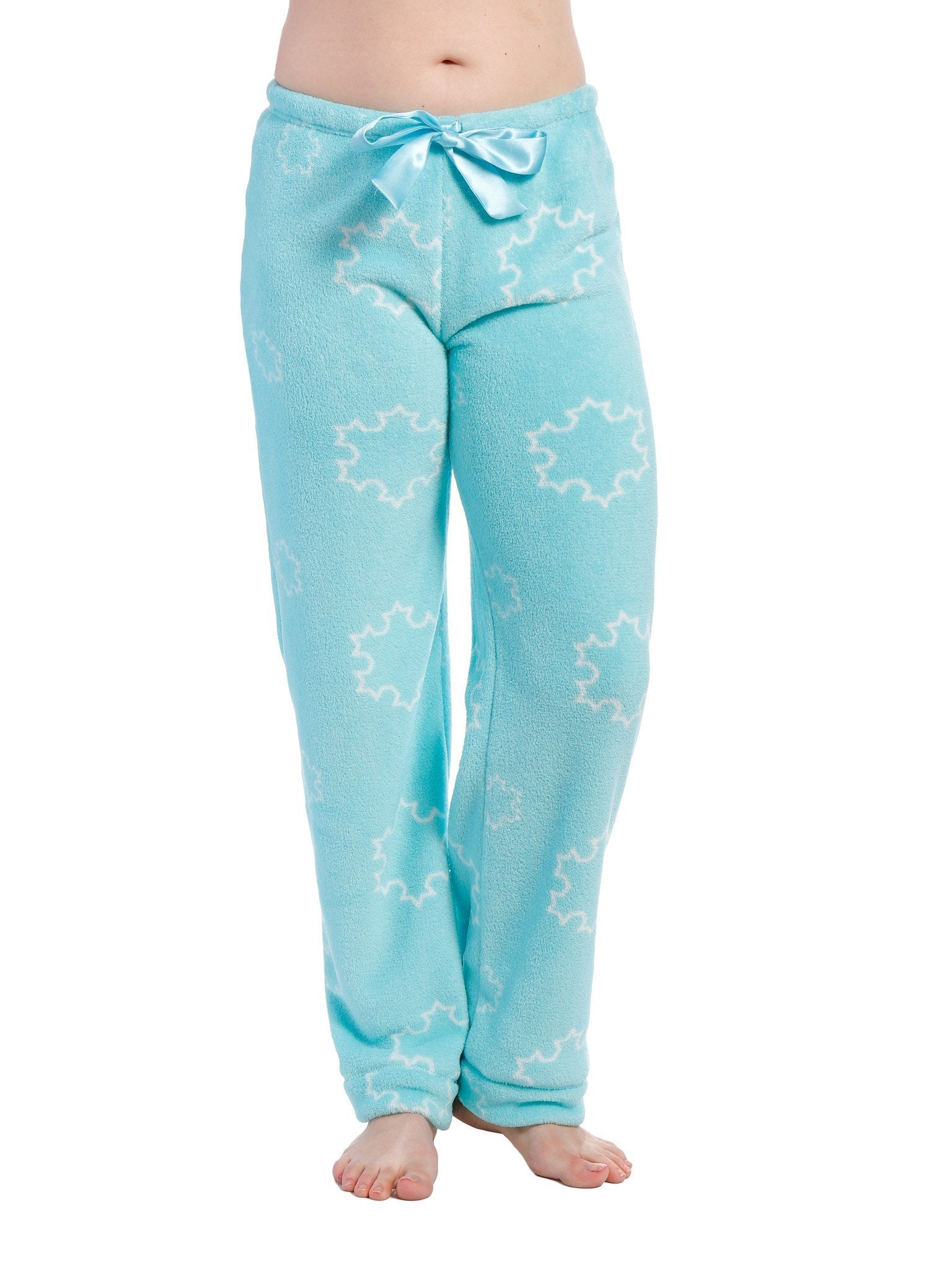 Women's Coral Fleece Plush Lounge Pants