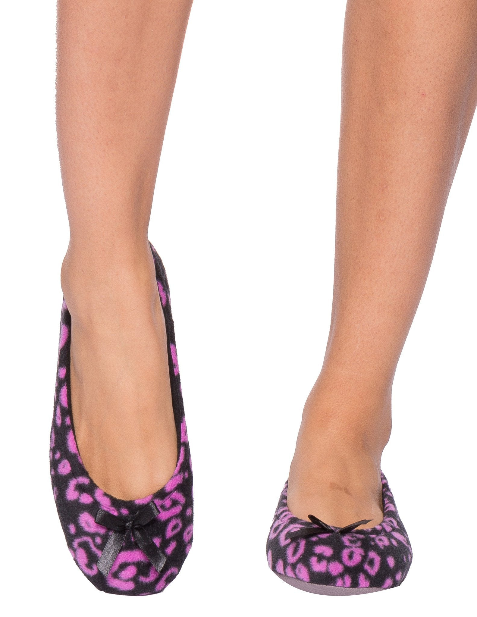 Leopard Black/Purple
