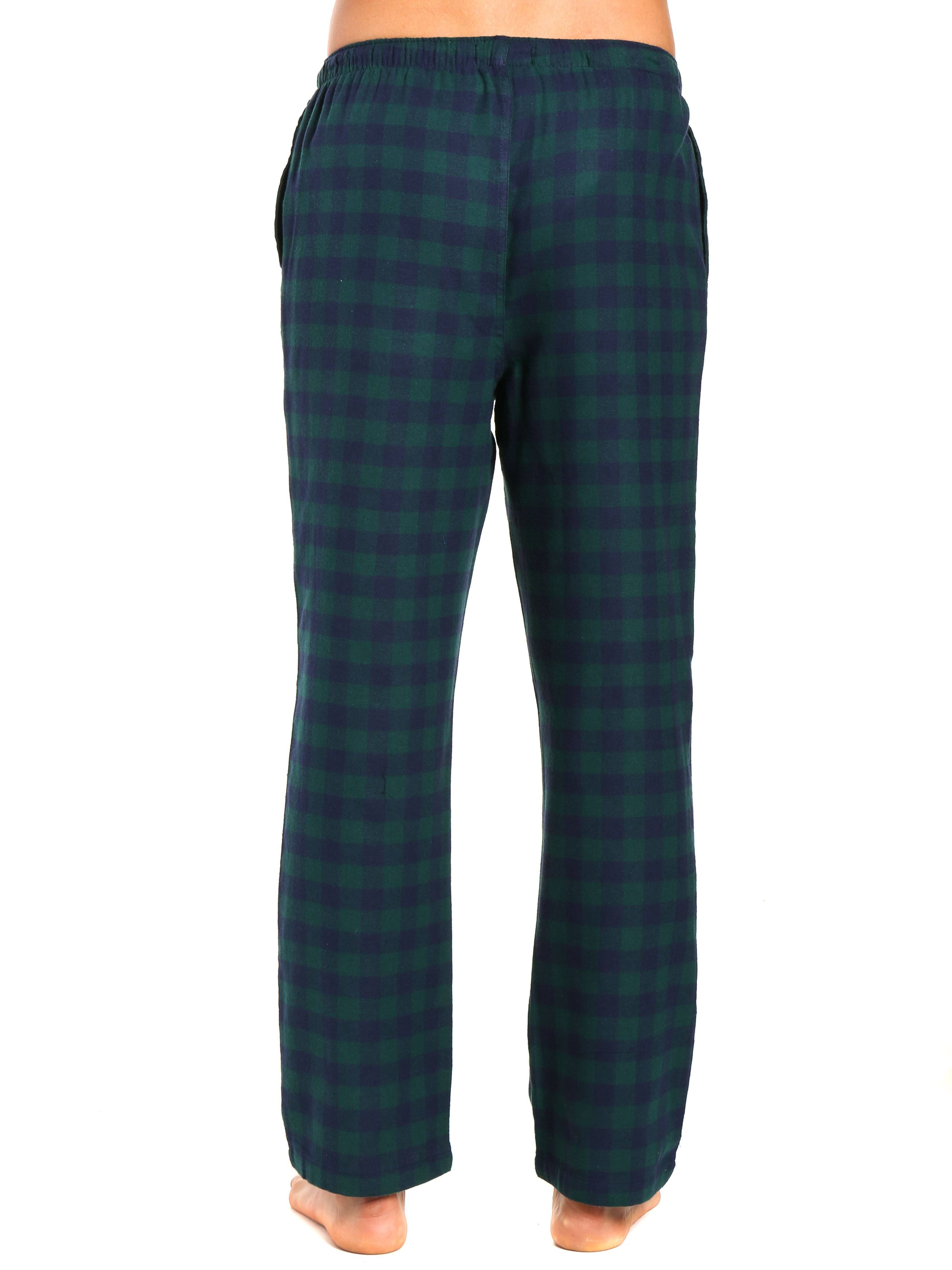 Gingham Navy-Green